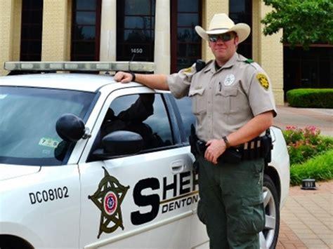 Denton County Sheriff S Office by Sheriff S Deputy Godi Receives Of Award Local