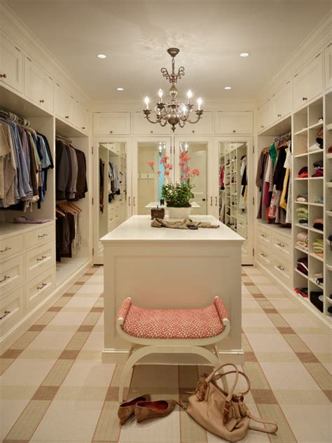 sophisticate  elegant womans closet design ideas