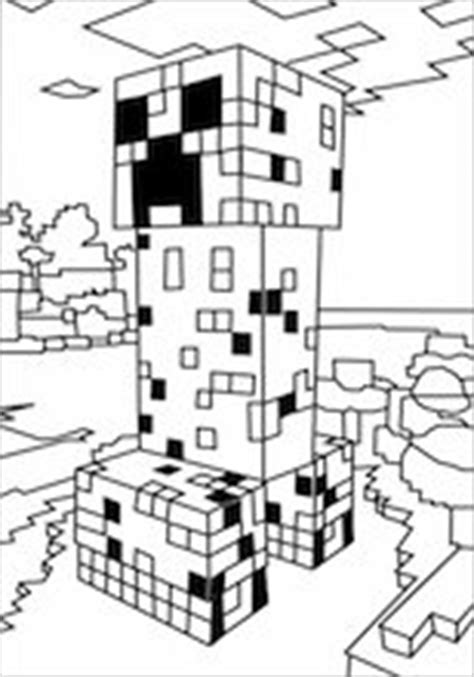 minecraft santa coloring page minecraft coloring pages printable coloring pages for kids