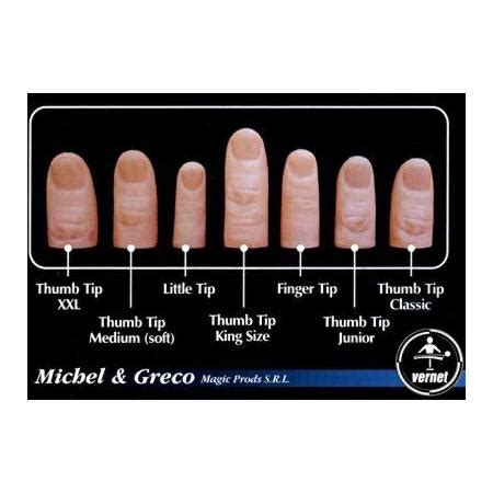 Thumbtip Original Vernet discount magic thumb tips
