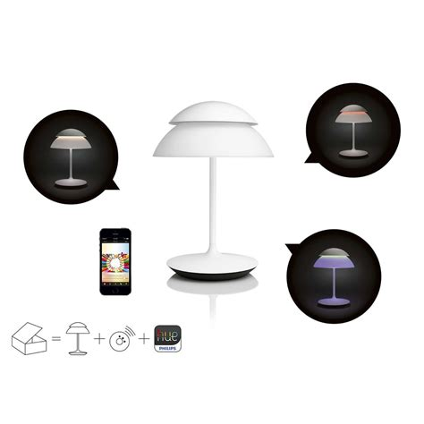 philips hue table l philips hue beyond starter kit table l philips the