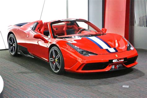 ferrari 458 speciale gorgeous ferrari 458 speciale a for sale in dubai gtspirit