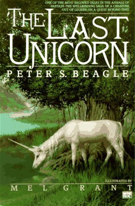 unicorn picture books unofficially s beagle books the last unicorn