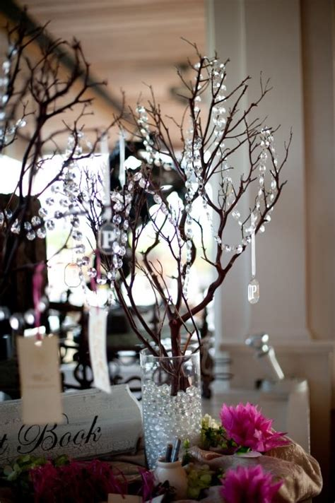 white branch centerpieces 25 best ideas about white branch centerpiece on