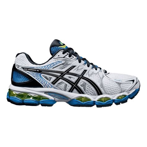 athletic shoes asics mens asics gel nimbus 16 athletic shoes ebay