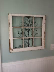 Upcycle Old Window Frames - smart diy old windows recycling projects