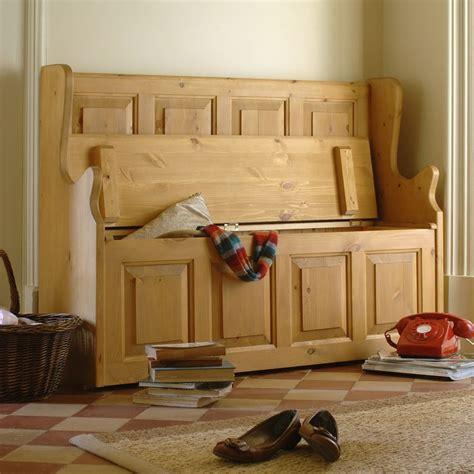 storage bench for closet dorchester pine large storage bench hallways shoe