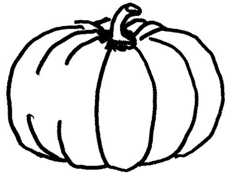 simple pumpkin coloring pages pumpkin coloring pages for preschool coloring home