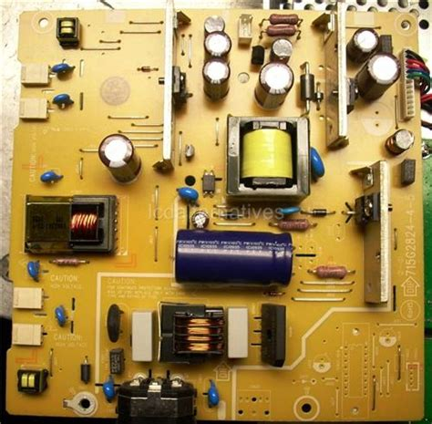 led monitor capacitor viewsonic vp2365wb lcd monitor repair kit capacitors only not the entire board lcdalternatives