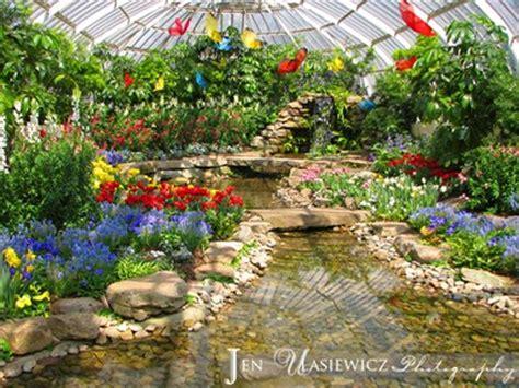 Pennsylvania Botanical Gardens Phipps Conservatory Pittsburgh Pa Botanical Gardens On Waymarking