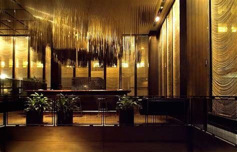 Design House Barcelona Lighting by New York City S Iconic Four Seasons Restaurant Inside The