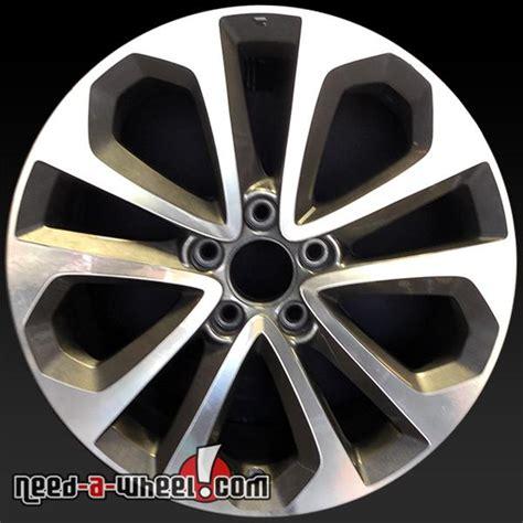 2013 honda accord wheels for sale 18 quot honda accord wheels oem 2013 15 machined rims 64048