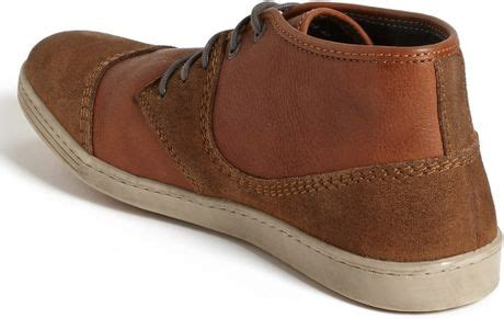 Sepatu Kickers Boot Ring Brown 2 kickers duelist boot in brown for camel lyst