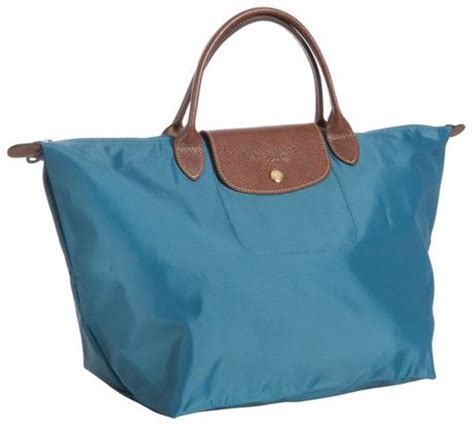 Longch Classic Large le pliage medium folding tote bag