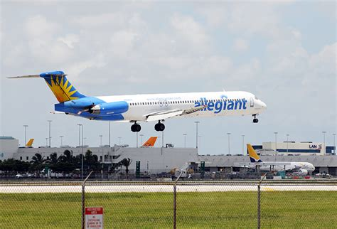 allegiant air to take in daily news