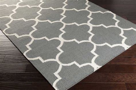 floor rug artistic weavers york mallory awhd1017 grey white area rug