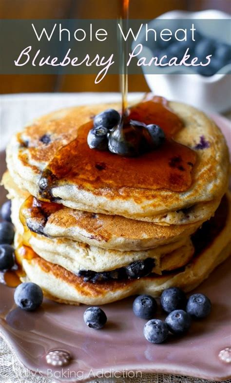 recipe blueberry pancakes vegetarian garden loaf recipe with maple apricot glaze