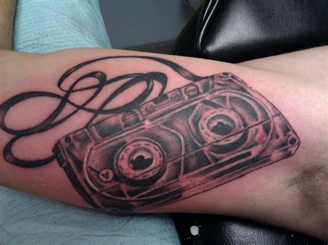 cassette tape tattoo cassette picture