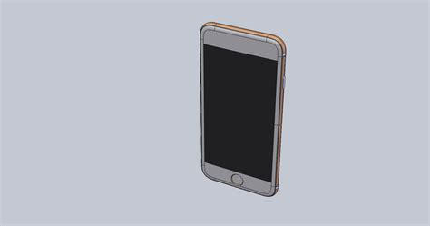 solidworks tutorial iphone iphone 6 6 plus solidworks models solidworks 3d cad