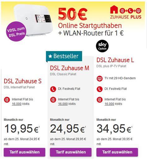 zuhause plus vodafone und kabel deutschland starten festnetzangebot