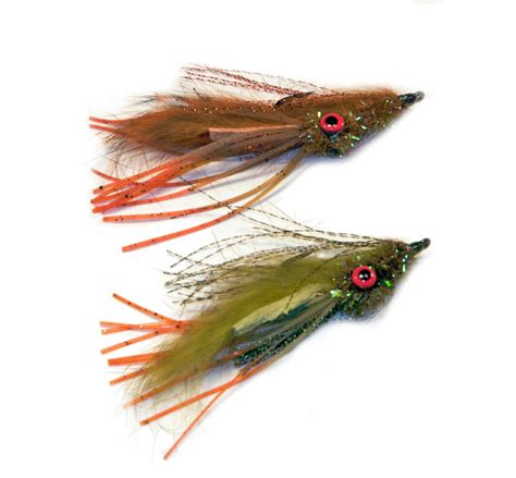 yeti fly pattern clouser crayfish the fly fishers fly shop milwaukee