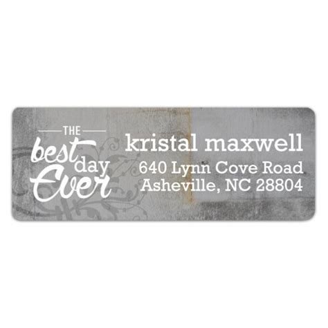 Best Of Return Address Labels Best Tomorrow Return Address Labels Paperstyle