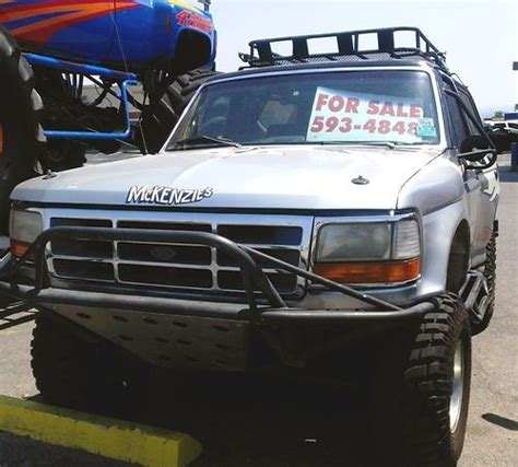 baja bronco 1996 baja bronco for sale autos post