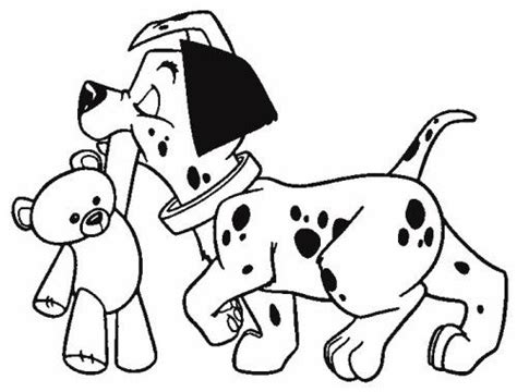 17 best images about 101 dalmatians coloring pages on 101 dalmatians coloring pages 101 dalmatians coloring