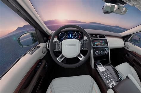 land rover discovery interior car interior 360 virtual tours and 360 panoramic photography