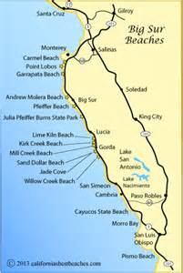 southern big sur beaches directions mobile