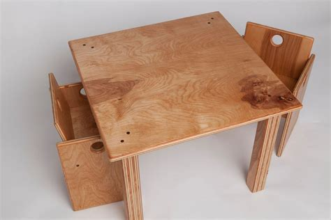 wooden set table custom made children s wooden table and chair set by fast