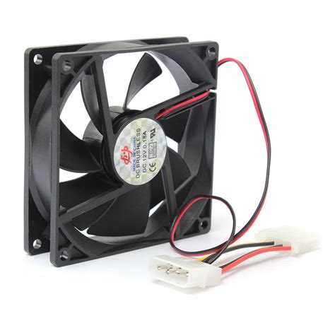 4 pin case fan new arrival 90mm 90x90x25mm cooler computer pc cpu silent
