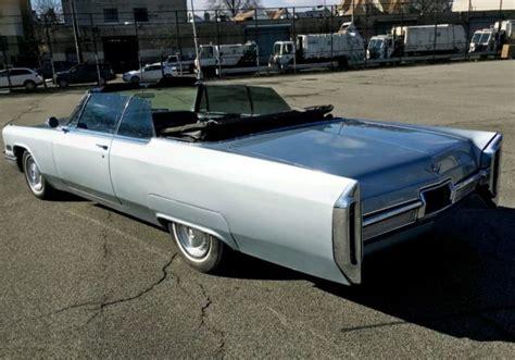 drop top cadillac for sale 1966 cadillac convertible no reserve 429 v8 drop