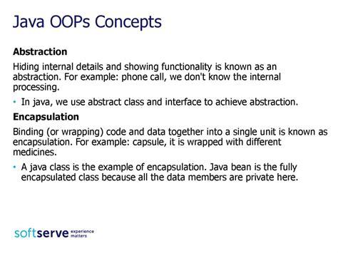 java tutorial oops concepts java inheritance online presentation