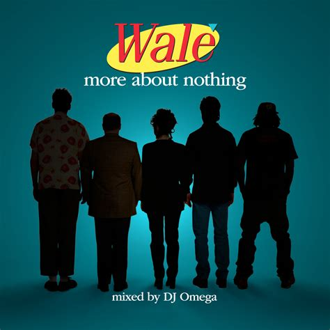 wale albums wale recruits jerry seinfeld for album about nothing