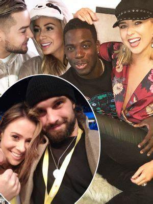 celebrity love island couples still together celebrity news tv shows photos ok magazine