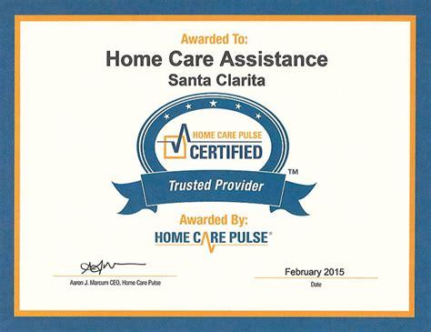 home care assistance of santa clarita