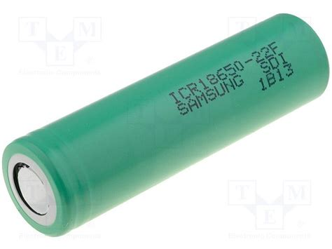 Samsung Icr18650 22fu Lithium Ion Battery 37v 2200mah 14 Days Gre exclusive tesla takes delivery of 1 74 million samsung