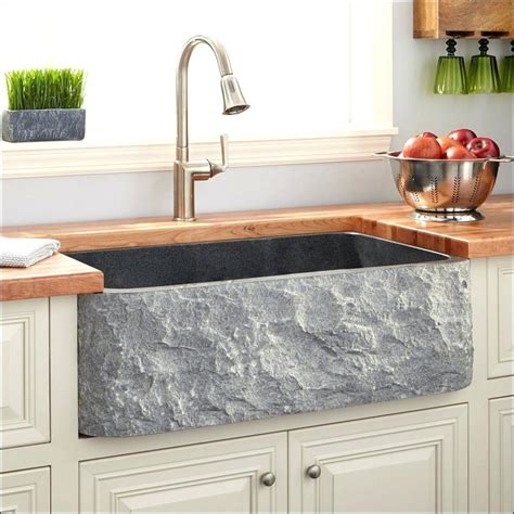 Farm Style Stainless Steel Kitchen Sink Kitchens Corner Farm Style Kitchen Sink