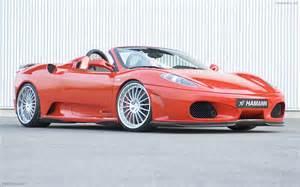 hamann f430 spider 2005 widescreen car