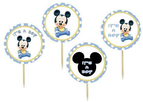 Mickey Baby Shower Invitations by Baby Mickey Mouse Baby Shower Invitations