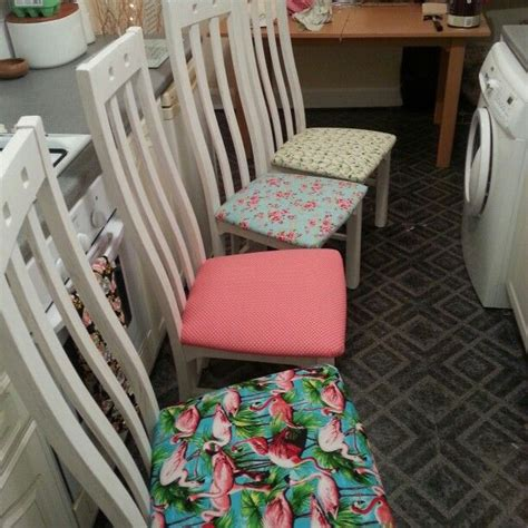 Upcycled Dining Room Chairs by Mix And Match Upcycled Dining Chairs Shabby Chic Upcycled Dining Chairs Shabby