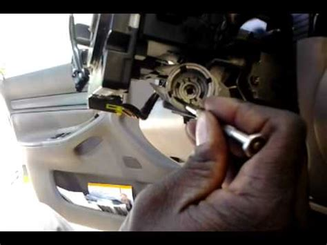 audi  ignition switch key lock youtube
