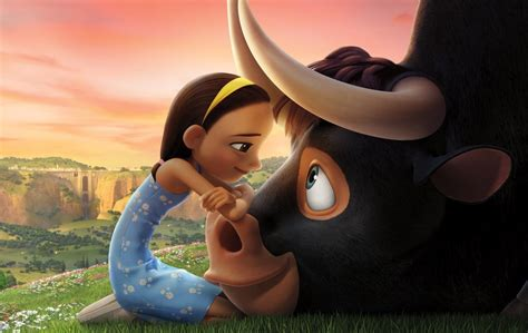 film ferdinand review film review ferdinand the people s movies