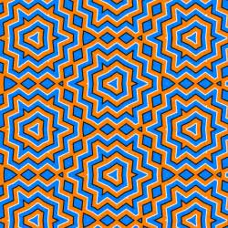 color motion picture visual illusions coloring pages