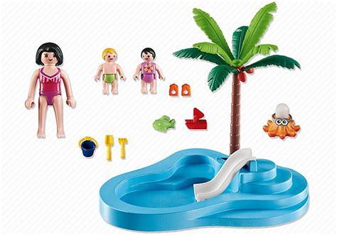 Bebe Is Funfun For Summer 2007 by Piscine Playmobil Piscine Playmobil Summer With