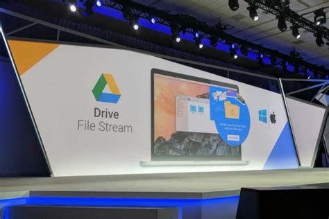 drive file stream actualit 233 axxun strat 233 gie digitale solutions cloud