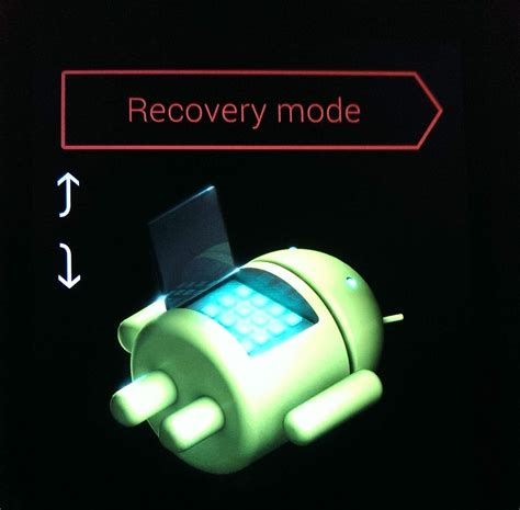 recovery mode android cult of android manually install the android 4 4 kitkat update on nexus 4 how to