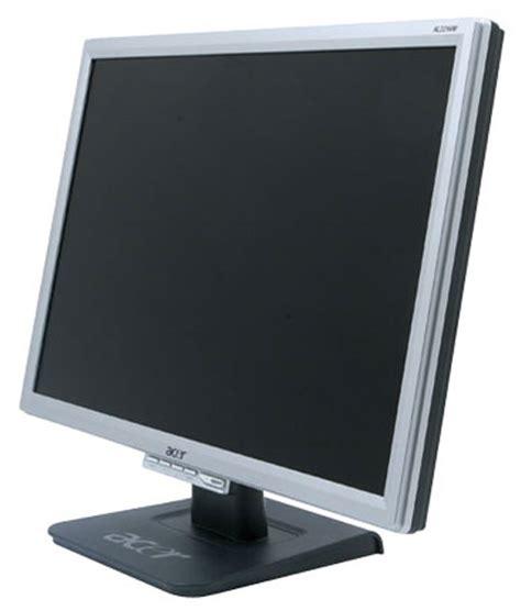 Monitor Acer Al1916w Lcd Acer Al1916w Hi Fi Ru