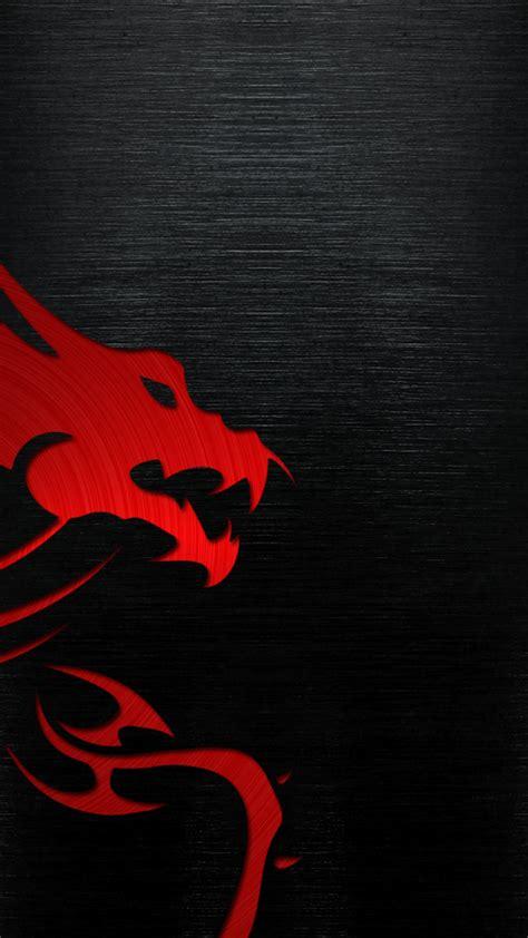 1080x1920 gaming wallpaper download 1080x1920 msi gaming series dragon logo